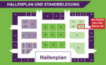Standplan - Messe Take-Off